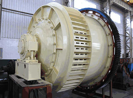 The World S Largest Geared Grinding Mill