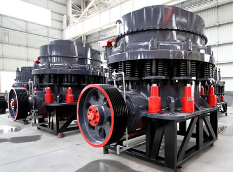 What Is A Hydraulic Cone Crusher  Hongxing Machinery