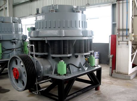 Working Principle Of Cone Crusher Shenbang Stone Crushers