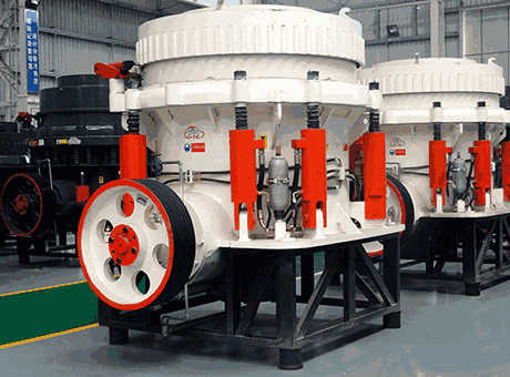 Flow Diagram Of Cone Crusher System