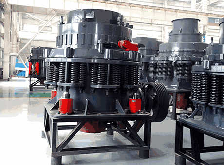 Project Report For 200 Tph Cone Crusher