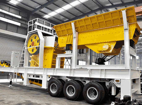 Newtype Mining Machinerymobile Crusher