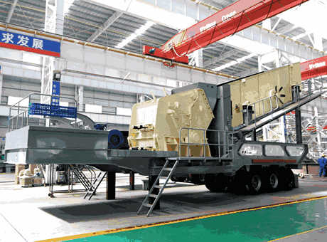 Hydraulic Driven Track Mobile Crusher Hydraulic Driven
