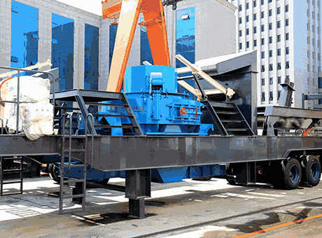 K Series Mobile Crushing Plantcone Crusher For Sale In China