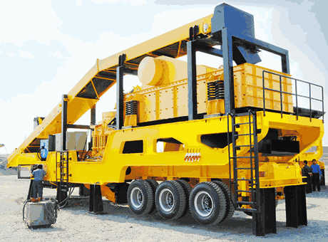 Aggregate Processing Plant For Road Constructionmobile