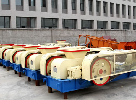 Roller Crusher For Sale  Double Roller Crusher  Pilot