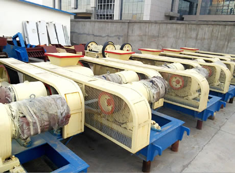 Roll Crusher  Mineral Processing  Metallurgy